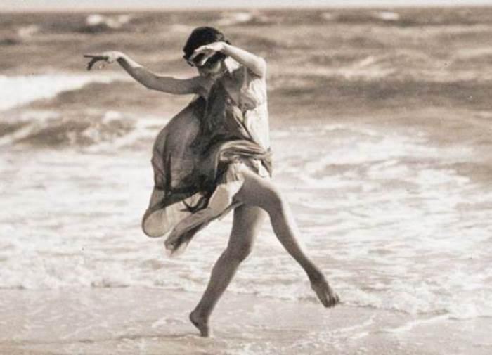 Родоначальница *свободного танца* Айседора Дункан | Фото: liveinternet.ru