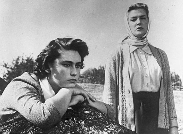 Кадр из фильма *Дело было в Пенькове*, 1957 | Фото: nastroenie.tv