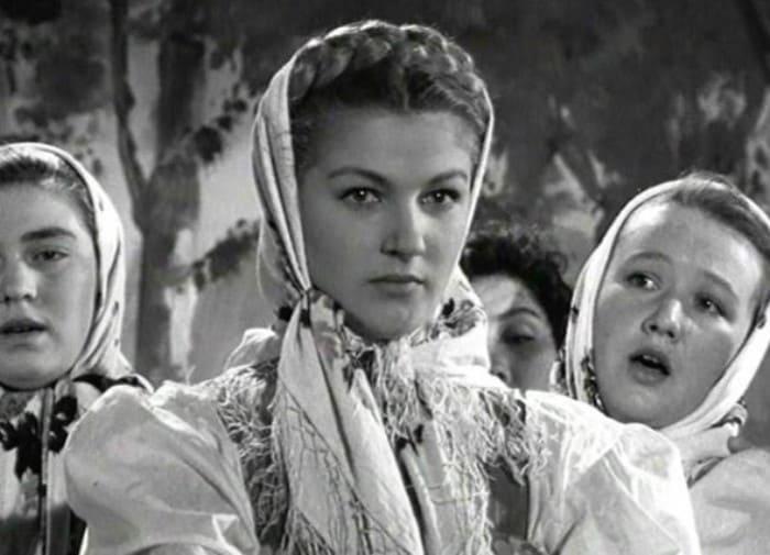 Светлана Дружинина в фильме *Дело было в Пенькове*, 1957 | Фото: domkino.tv