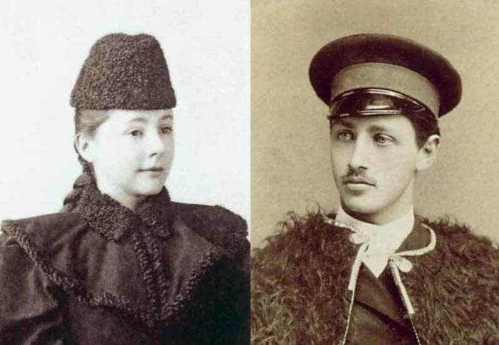 В. В. Пащенко, 1886. И. А. Бунин, 1890 | Фото: liveinternet.ru