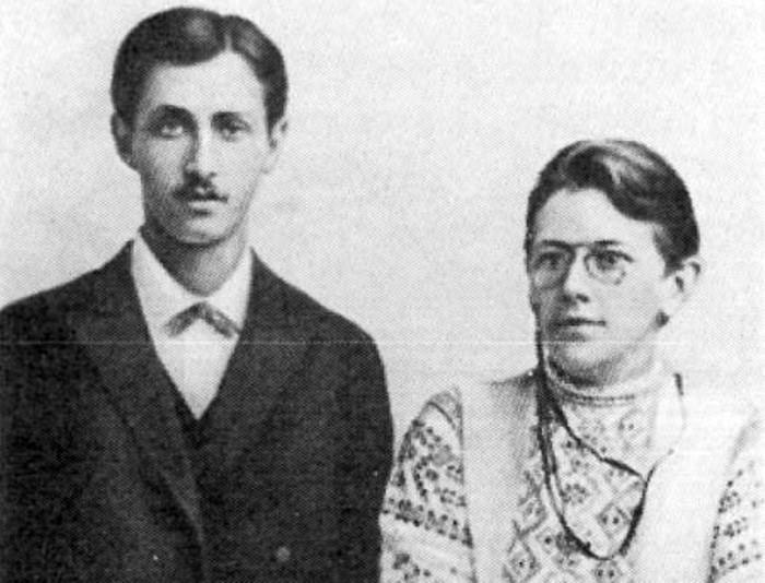 И. А. Бунин и В. В. Пащенко, 1892 | Фото: art.mirtesen.ru