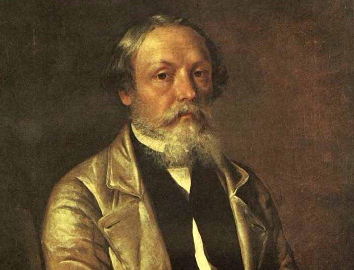 И Хруцкий. Автопортрет, 1884. Фрагмент | Фото: artsait.ru