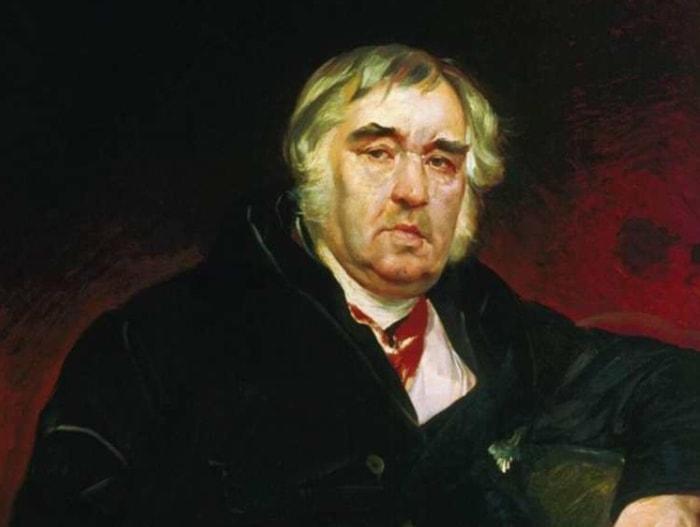К. Брюллов. Портрет И. А. Крылова, 1839. Фрагмент | Фото: gallerix.ru