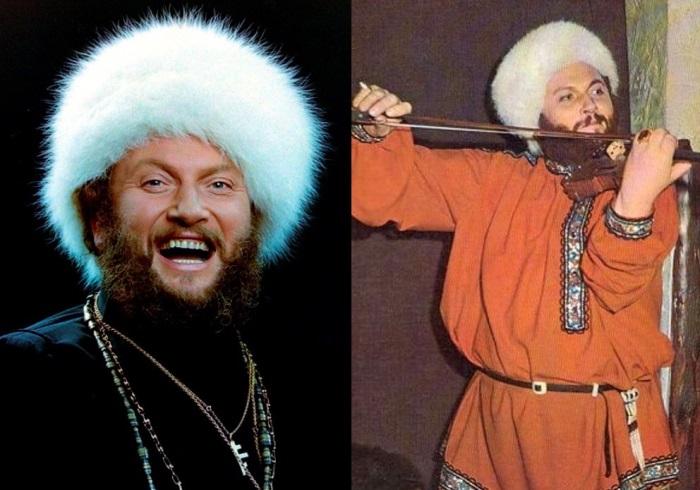 Иван Ребров (Ханс-Рольф Рипперт) | Фото: mump3.ru и russianshanson.info