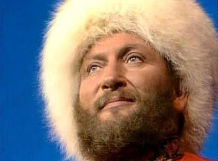 Знаменитый за рубежом певец Иван Ребров | Фото: russianshanson.info