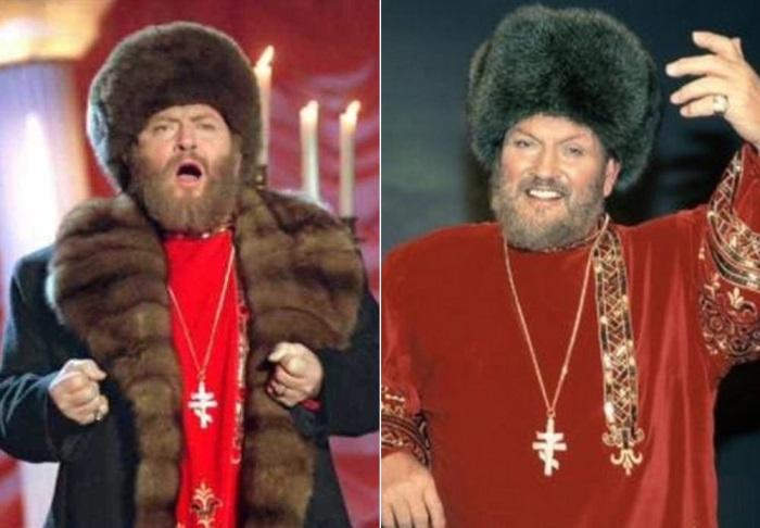 Знаменитый за рубежом певец Иван Ребров | Фото: youtube.com и peoples.ru