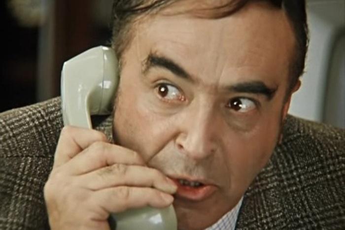 Владимир Этуш в фильме *Иван Васильевич меняет профессию*, 1973 | Фото: film.ru