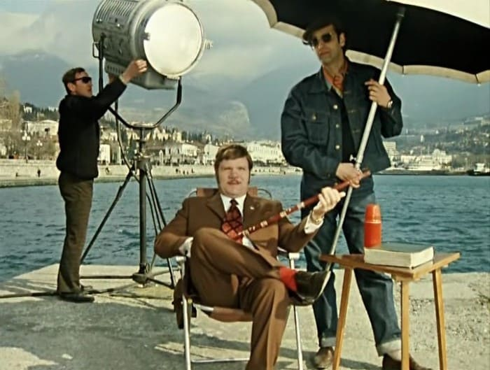 Кадр из фильма *Иван Васильевич меняет профессию*, 1973 | Фото: kino-teatr.ru