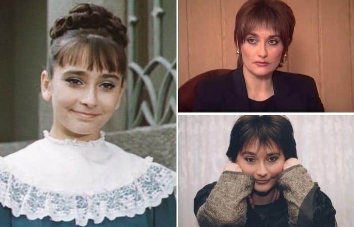 Актриса, известная по роли Денизы в *Небесных ласточках* | Фото: kino-teatr.ru
