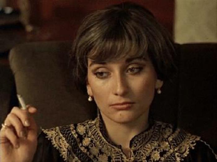Ия Нинидзе в фильме *Покаяние*, 1984 | Фото: kino-teatr.ru