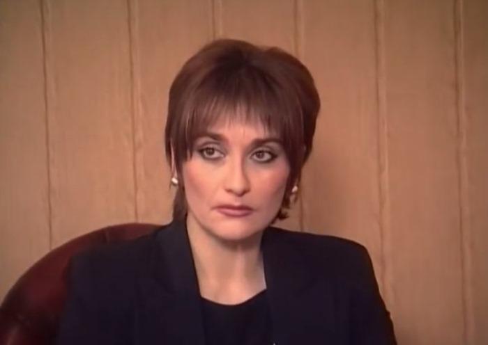 Актриса в сериале *Марш Турецкого*, 2000 | Фото: kino-teatr.ru