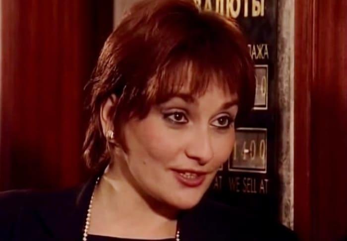 Ия Нинидзе в сериале *Марш Турецкого*, 2000 | Фото: kino-teatr.ru