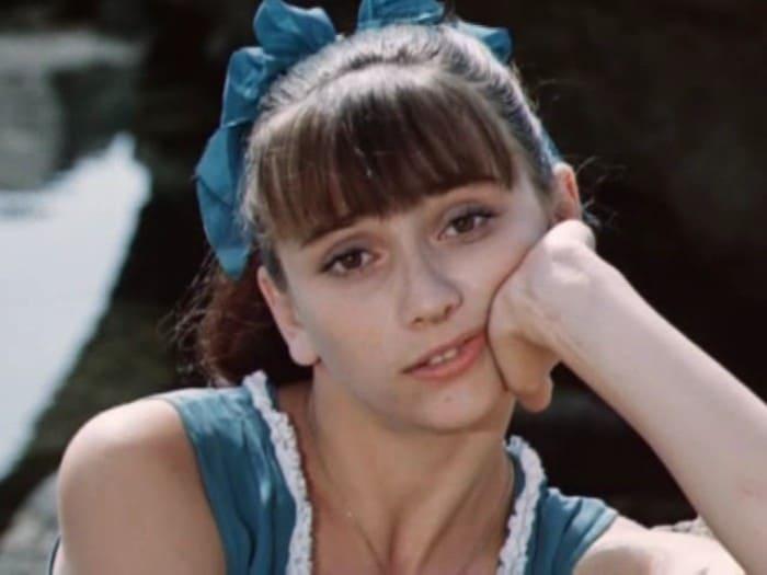 Ия Нинидзе в фильме *Небесные ласточки*, 1976 | Фото: kino-teatr.ru