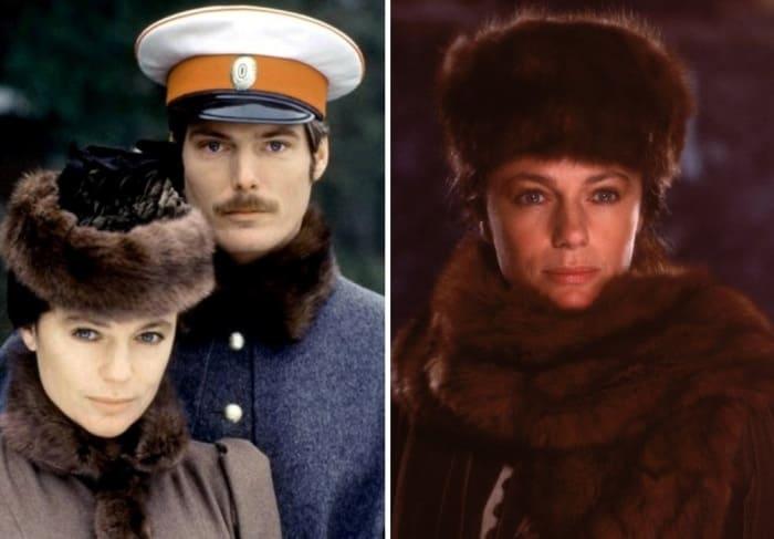 Жаклин Биссет в фильме *Анна Каренина*, 1985 | Фото: kino-teatr.ru
