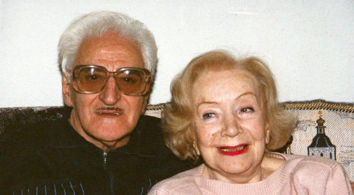 Виктория Горшенина и ее муж Ян Фрид | Фото: autogear.ru