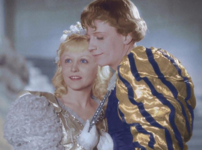 Кадр из фильма *Золушка*, 1947 | Фото: liveinternet.ru