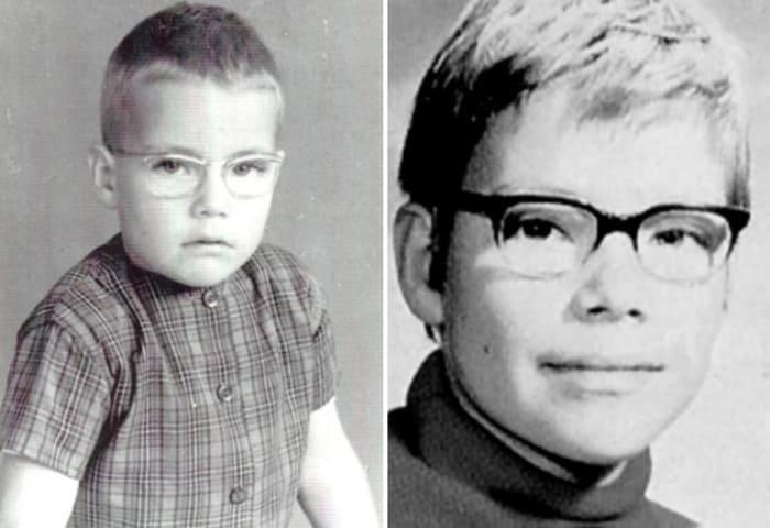 Жан-Клод в детстве | Фото: tele.ru, lichnosti.net