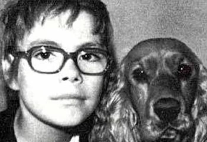 Жан-Клод в детстве | Фото: artchange.ru