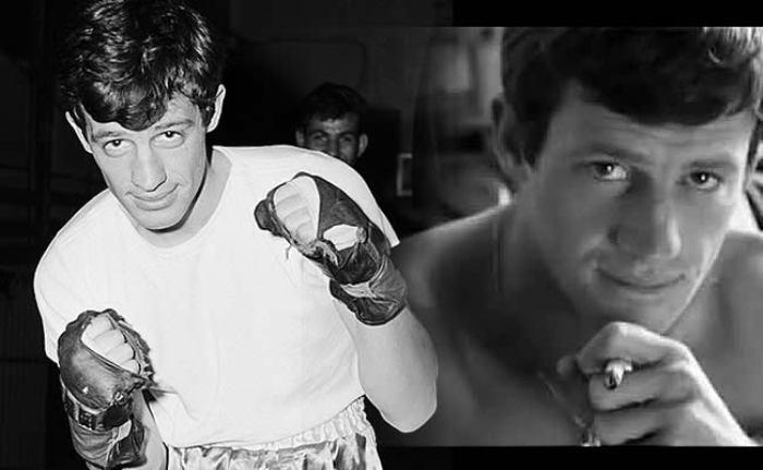 В юности Бельмондо всерьез увлекался боксом | Фото: pressa.tv