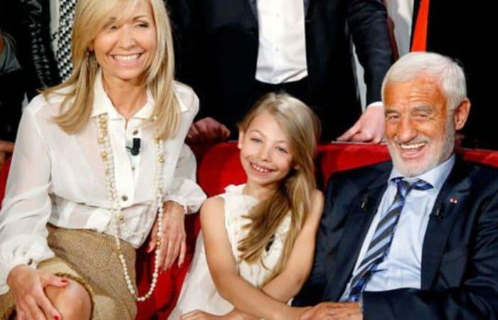 Актер со второй женой и дочерью Стеллой | Фото: uznayvse.ru
