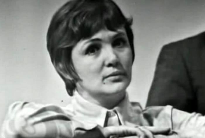 Джемма Осмоловская в спектакле *Стихи Агнии Барто*, 1972 | Фото: 24smi.org