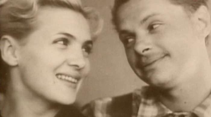 Джемма Осмоловская и Леонид Харитонов | Фото: biographe.ru