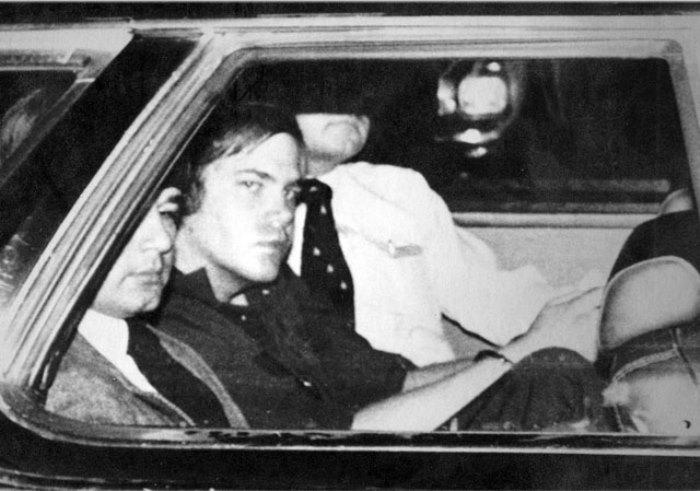 Джон Хинкли – преступник, совершивший покушение на Р. Рейгана | Фото: lubbockcentennial.com