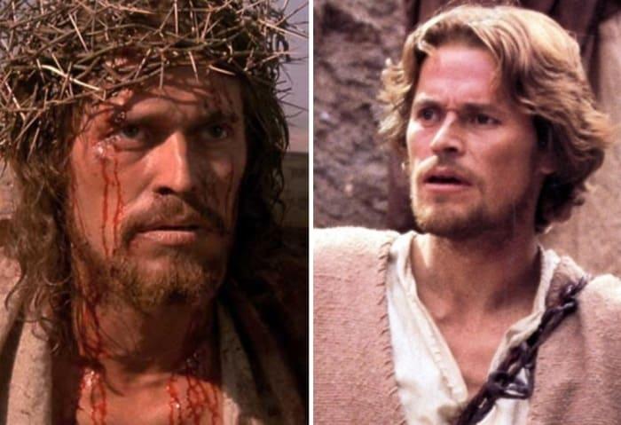 Кадры из фильма *Последнее искушение Христа*, 1988 | Фото: 24smi.org и weburg.net