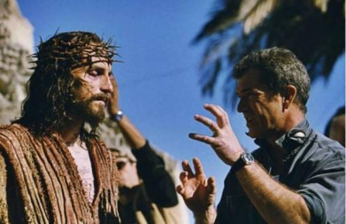 На съемках фильма *Страсти Христовы*, 2004 | Фото: afmedia.ru