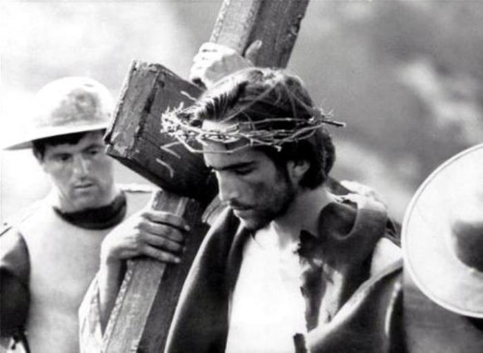 Кадр из фильма *Евангелие от Матфея*, 1964 | Фото: kino-teatr.ru