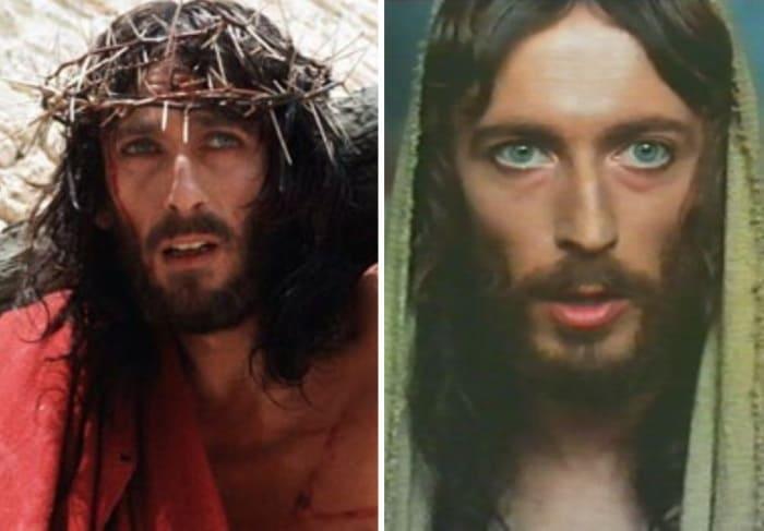 Кадры из фильма *Иисус из Назарета*, 1977 | Фото: kino-teatr.ru