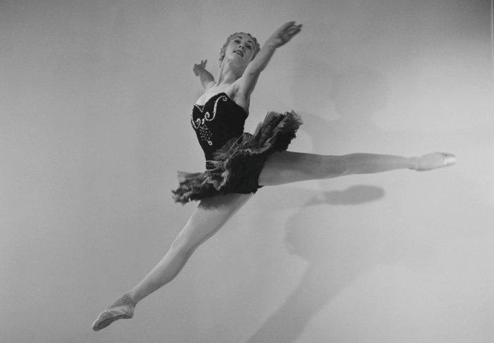 Танцовщица в 1950 г. | Фото: nytimes.com