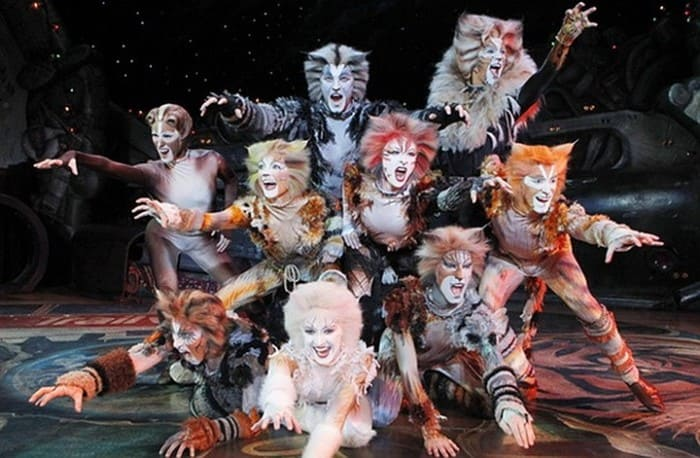 Участники мюзикла *Кошки* | Фото: kp.ru