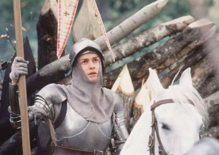 Сандрин Боннэр в роли Жанны Д'Арк, 1994 | Фото: afisha.ru