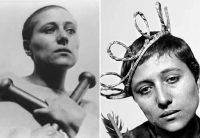 Кадры из фильма *Страсти Жанны Д'Арк*, 1928 | Фото: ria.ru и spletnik.ru