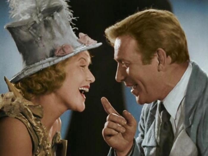 Любовь Орлова и Леонид Утесов в комедии *Веселые ребята*, 1934 | Фото: kinokopilka.tv