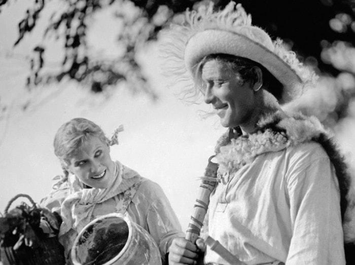 Кадр из фильма *Веселые ребята*, 1934 | Фото: kinopoisk.ru
