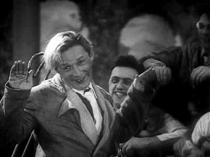 Леонид Утесов в комедии *Веселые ребята*, 1934 | Фото: kino-teatr.ru
