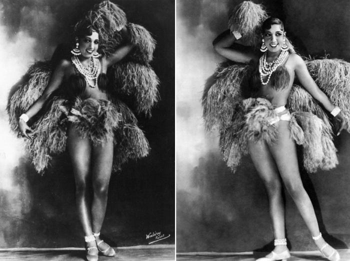 Танцовщица, певица, актриса Жозефина Бейкер   Фото: cdni.condenast.co.uk