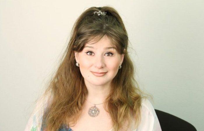 Актриса театра и кино Юлия Куварзина   Фото: uznayvse.ru