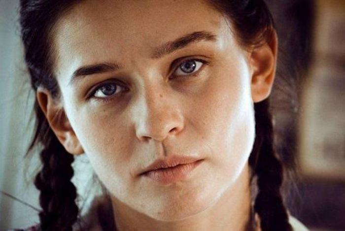 Актриса в юности   Фото: uznayvse.ru