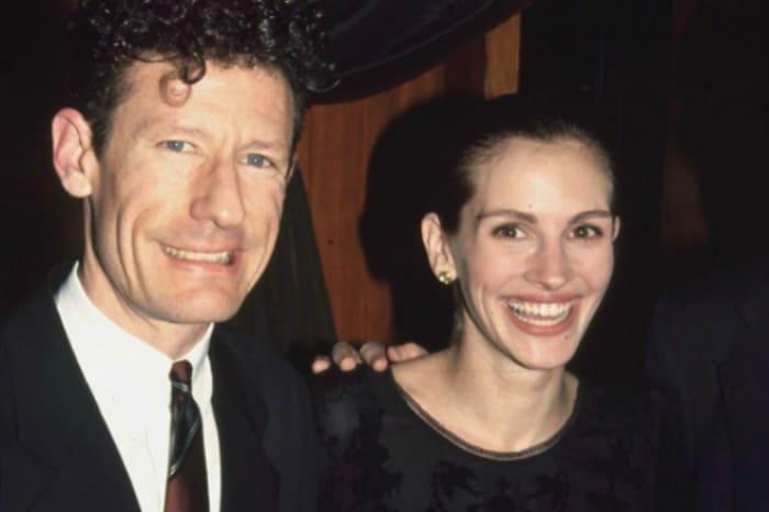Джулия Робертс и Лайл Ловетт | Фото: 24smi.org