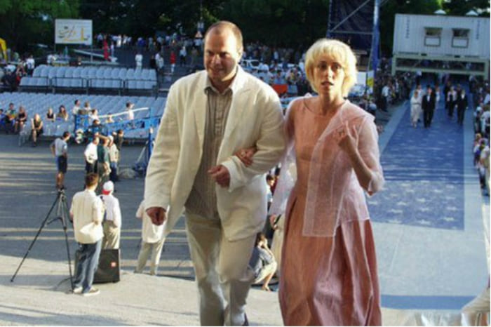 Алексей Кортнев и Юлия Рутберг | Фото: 24smi.org