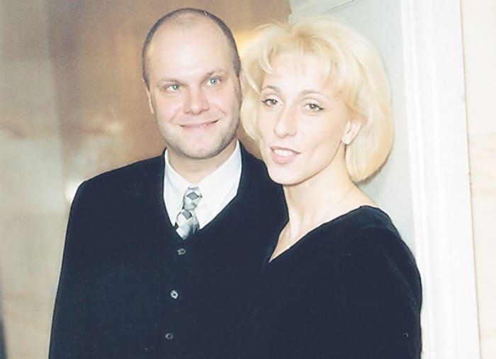 Алексей Кортнев и Юлия Рутберг | Фото: womanhit.ru