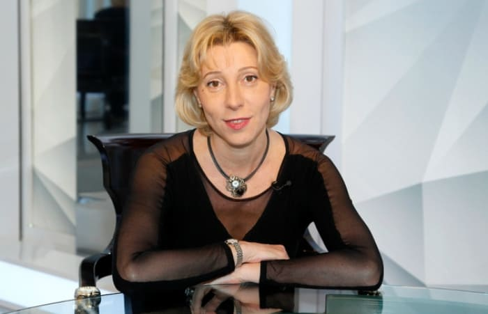 Народная артистка РФ Юлия Рутберг | Фото: 24smi.org