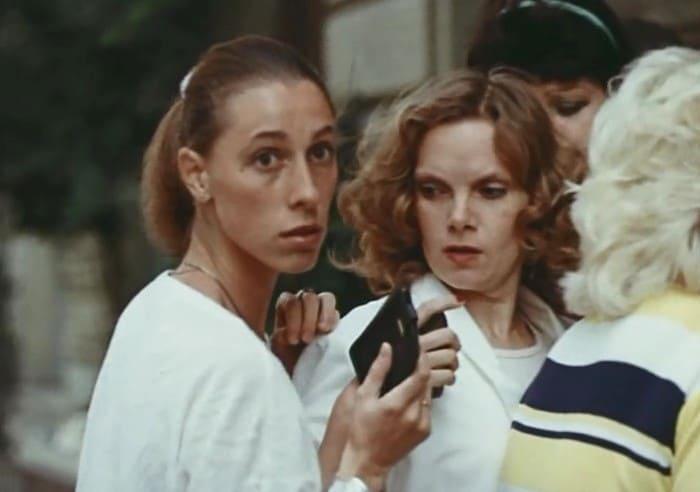 Юлия Рутберг в фильме *Приморский бульвар*, 1988 | Фото: kino-teatr.ru