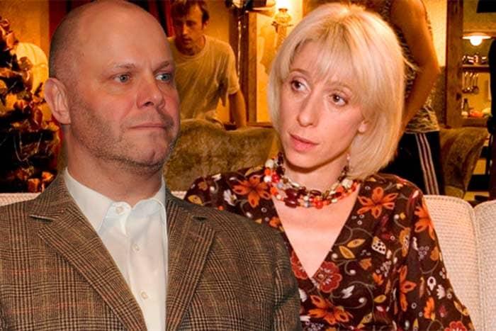 Алексей Кортнев и Юлия Рутберг | Фото: stuki-druki.com