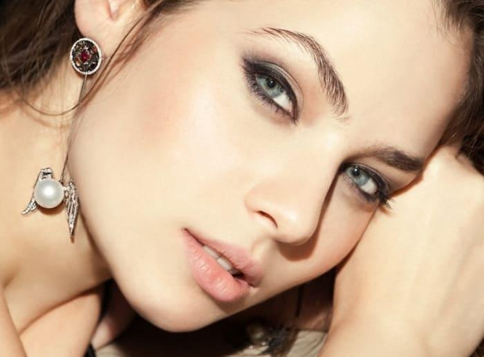 Юлия Снигирь начинала карьеру в качестве модели | Фото: kino-teatr.ru