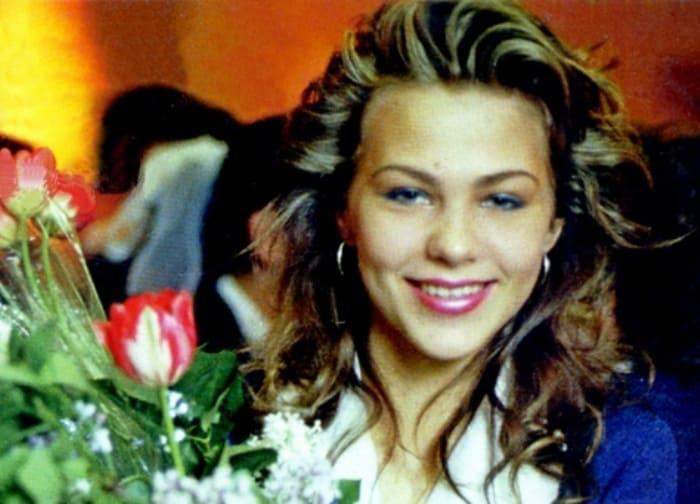 Первая *Мисс СССР* Юлия Суханова, 1989 | Фото: vsenashimiss.blogspot.com
