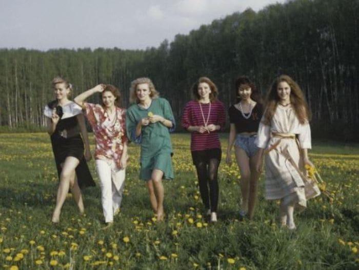Участницы конкурса красоты *Мисс СССР-1989* | Фото: irgp2.ru
